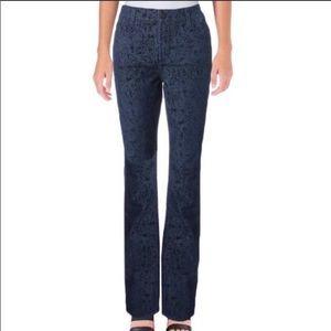 NYDJ Velvet Jacquard Jeans • NWT • Sz 10
